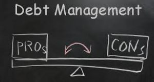 debt management pros and cons