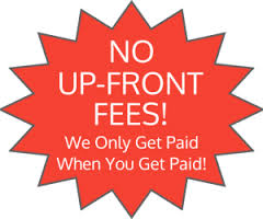does debt relief work? - no upfront fees are required